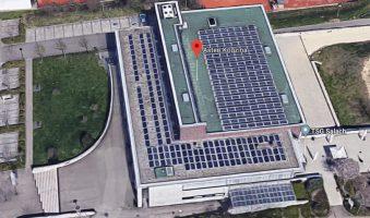 Stauferlandhalle PV-Anlage